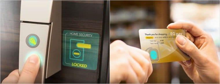 Japan Display fingerprint sensor