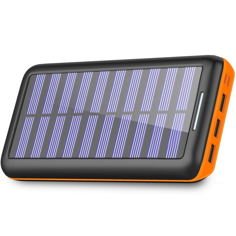 PLOCHY Solar Power Bank
