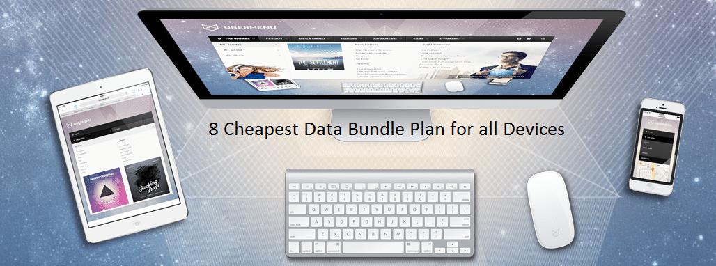 data bundle plan