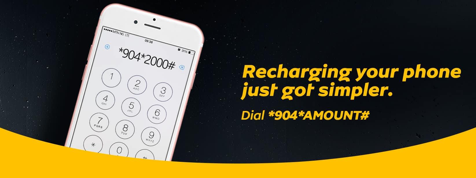 mtn 904 recharge