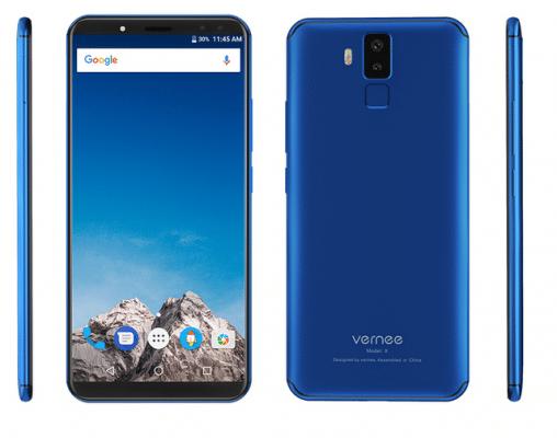 Vernee X phone