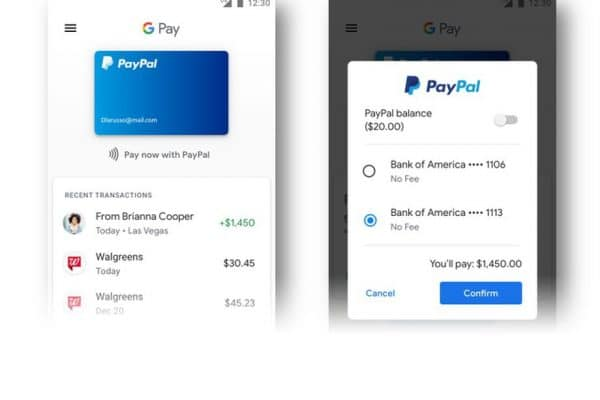 Paypal in gmail