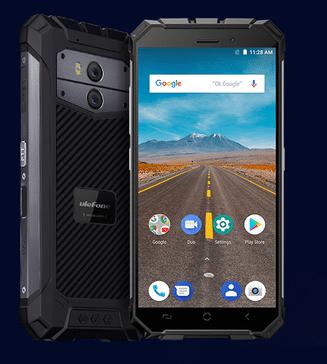 Ulefone Armor X phone