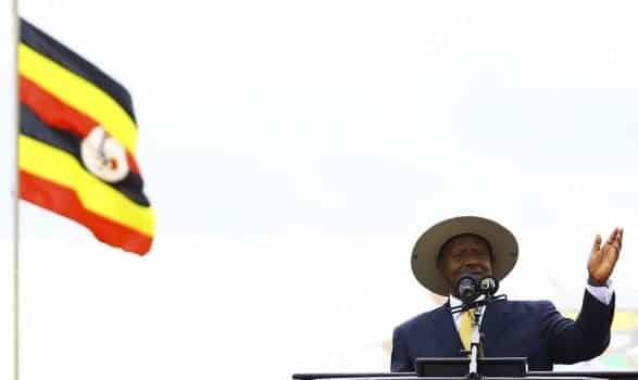 uganda yoweri museveni