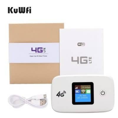 KuWFi 4G LTE Wireless Router