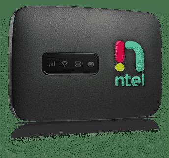 Ntel 4G LTE MiFi Mobile Hotspot