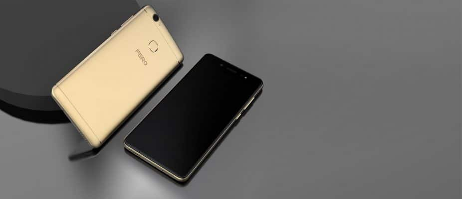 Fero Pace 2 mobile phone