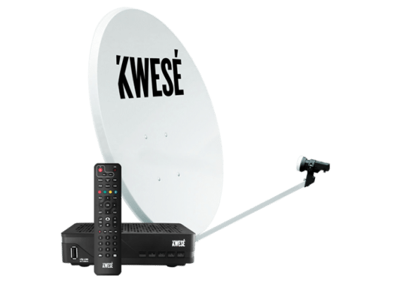 Kwesé TV box decoder