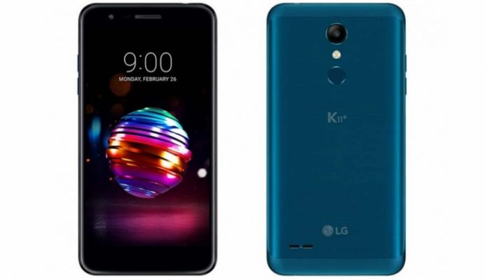 LG K11 Plus and K11 Alpha