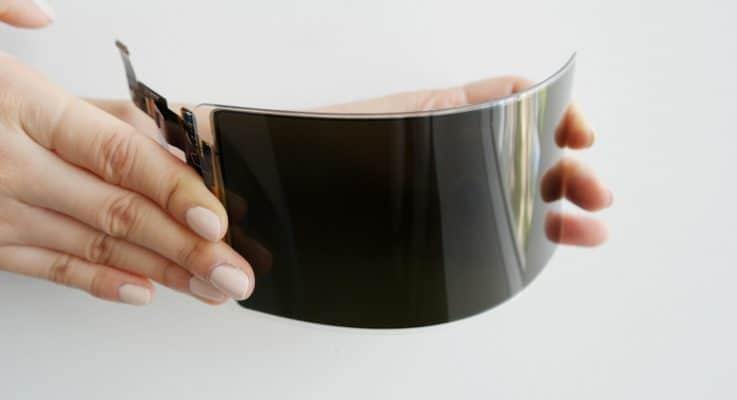 Samsung Unbreakable OLED Display