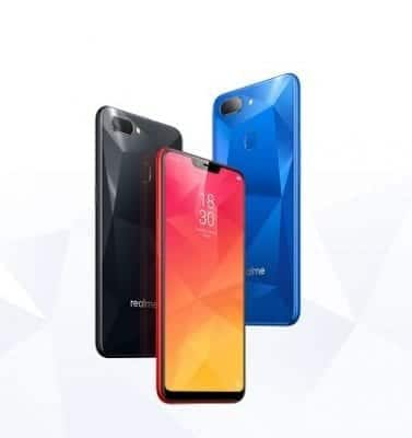 Oppo Realme 2 smartphone
