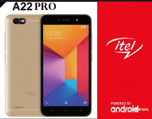 itel a22 pro