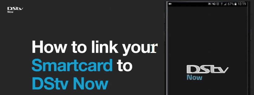 how to link your smartcard to your dstv