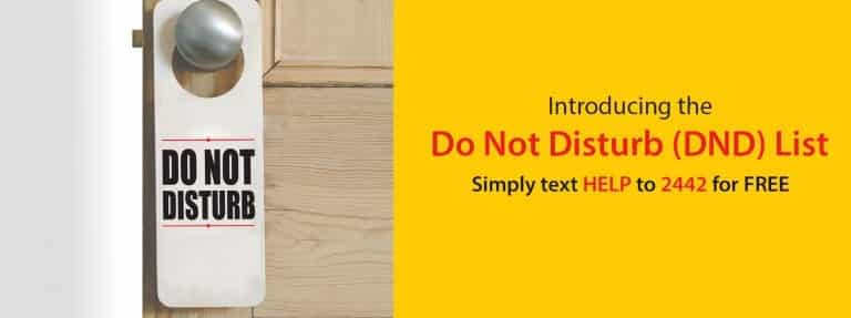 mtn do not disturb