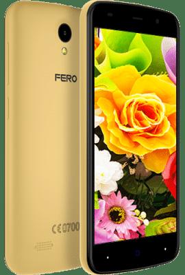 Fero A5000 gold