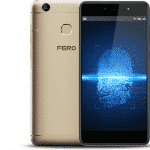 Fero PACE 2 Lite with 4000mAh battery and fingerprint but no 4G LTE