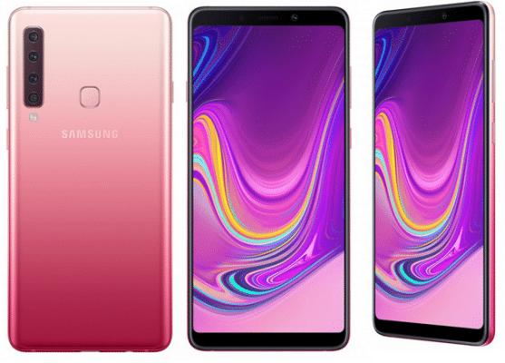 Samsung Galaxy A9 (2018) smartphone