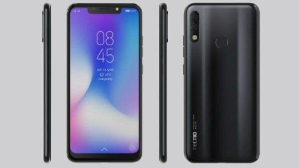 Tecno Camon iClick 2 Smartphone
