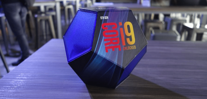 core i9 chipset