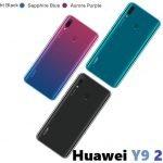 Huawei Nova 3i vs Huawei Y9 2019 - Four cameras phones at war?