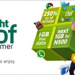 9mobile Heavyweight Awoof offer gives 250% on all recharge and 1.5GB for N500