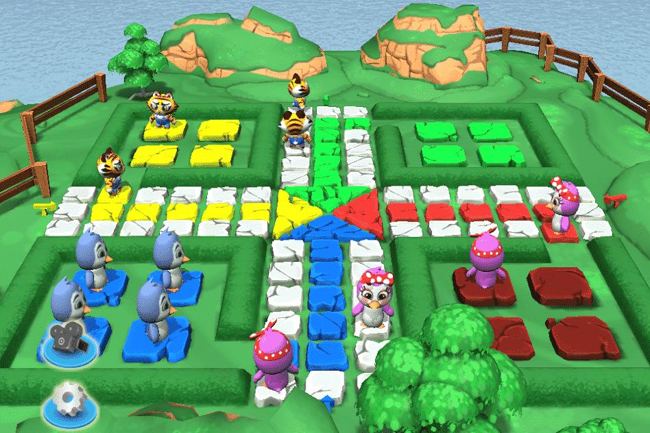 Ludo 3D Multiplayer