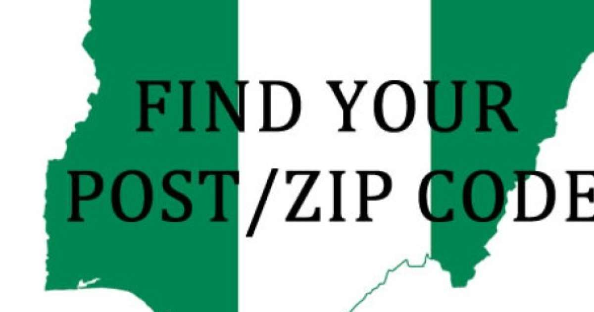 Nigeria Postal Codes