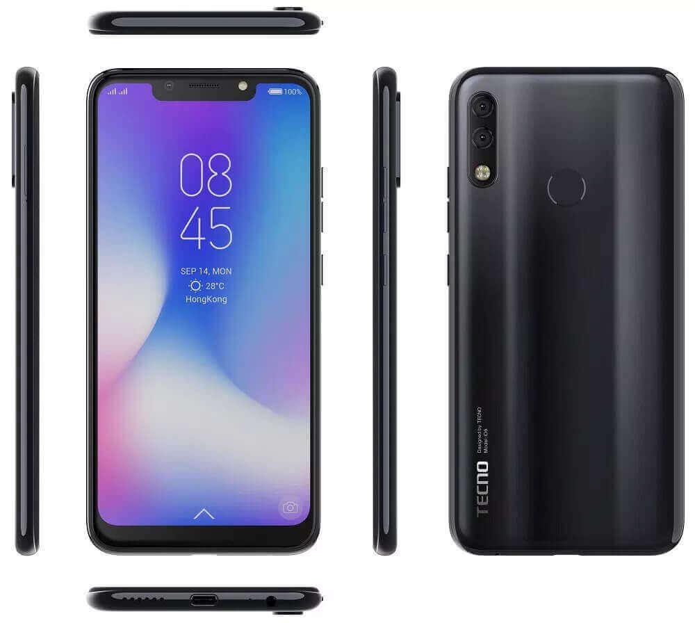 Tecno Camon 11 Pro Smartphone