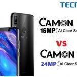 Tecno Camon 11 vs Tecno Camon 11 Pro - Which is the real deal?