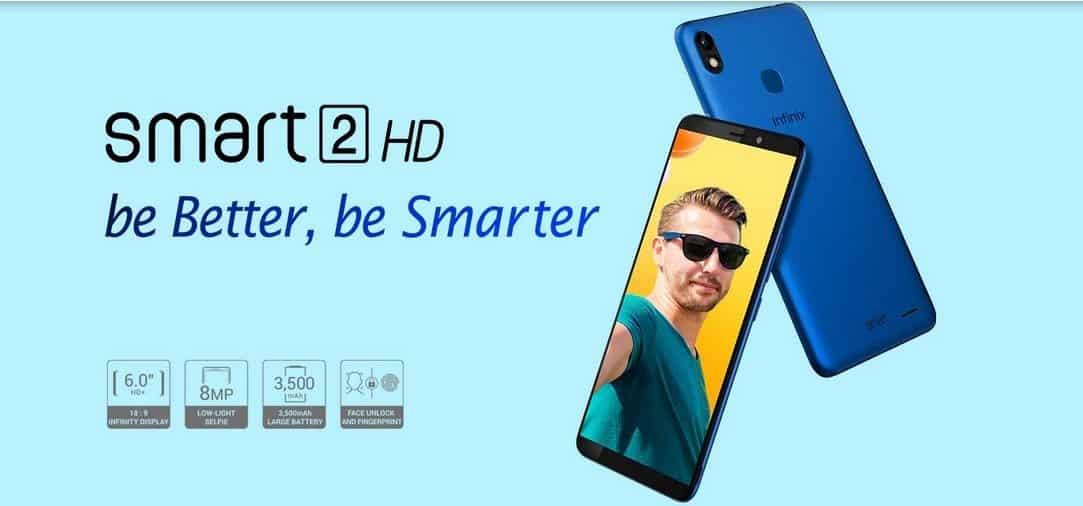 Infinix Smart 2 HD