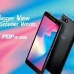 Tecno Pop 2 Power launched with 1GB RAM and Fingerprint sensor in Bangladesh