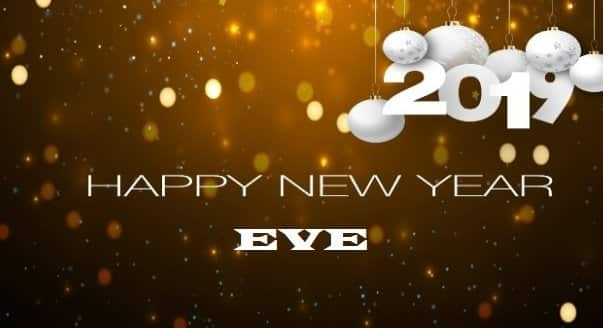 happy new year eve