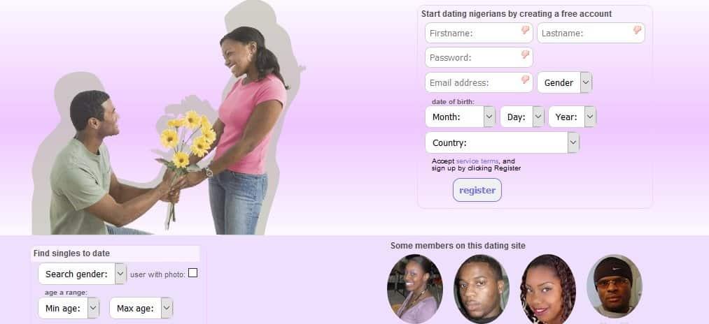 dating site- ul web în lagos