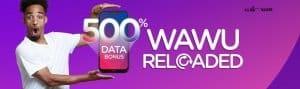 Ntel 500% Wawu Data Reloaded