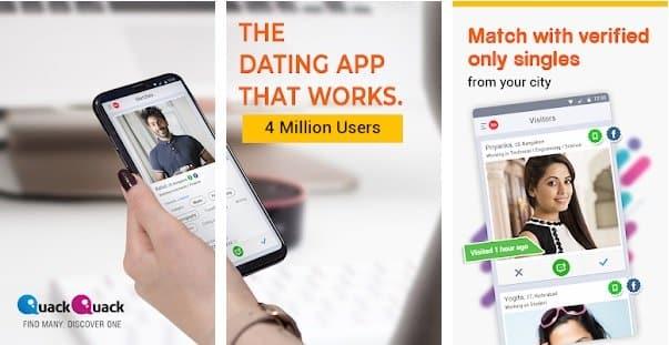 QuackQuack Dating App