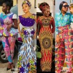 Trendy Ankara Gowns Styles Dresses To Wear Right Now For Women and Girls