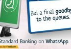 first bank whatsapp chat banking