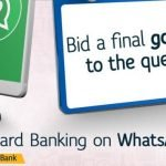 FirstBank Whatsapp Chat Banking - How to get started and activate