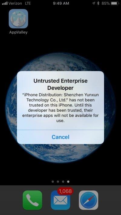 AppValley VIP iOS2