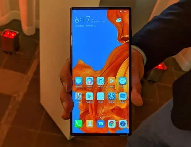 Huawei Mate X Smarrtphone
