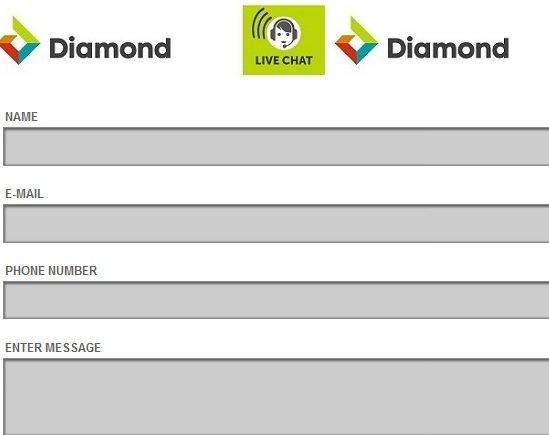 diamond live chat