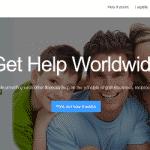 www Get help worldwide com account login website has crashed!
