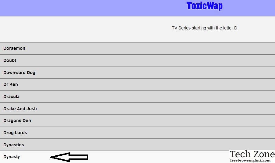 toxicwap series2