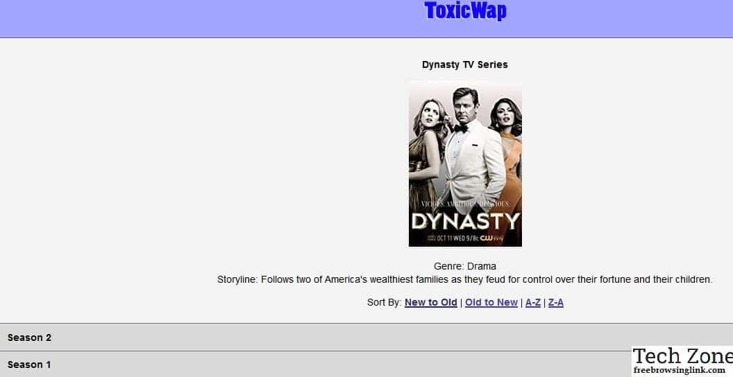 toxicwap series3