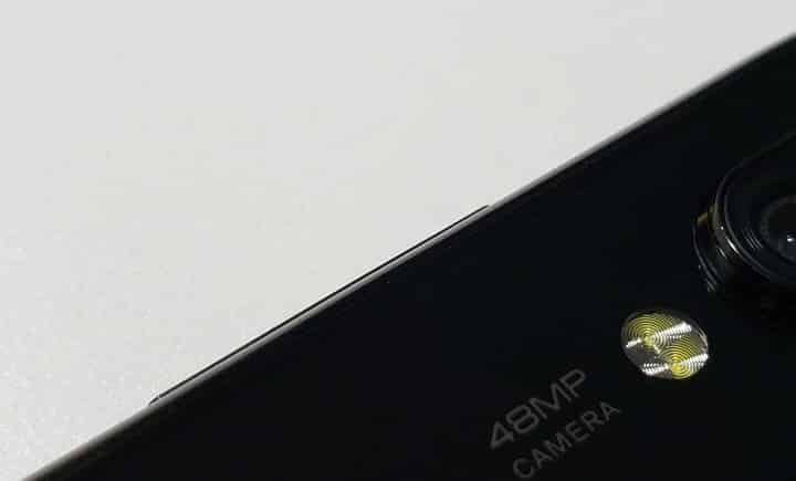 48MP camera phone