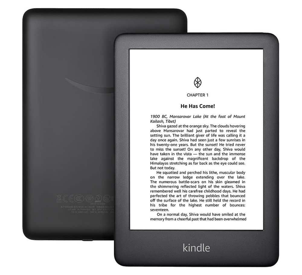 Amazon Kindle (10th Gen) 2019