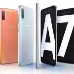 Samsung Galaxy A70 launched with 20:9 aspect ratio, in-display fingerprint sensor and Infinity-U display