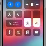 How To Show Battery Percentage on iPhone X, XS, XS Max and XR