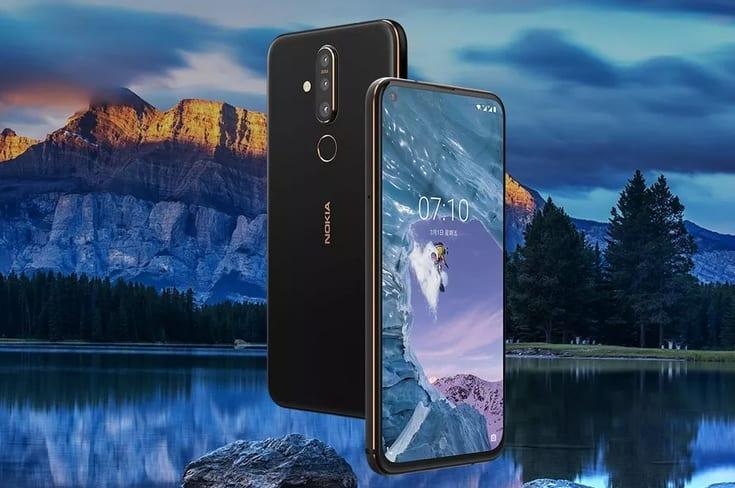 Nokia X71 Smartphone