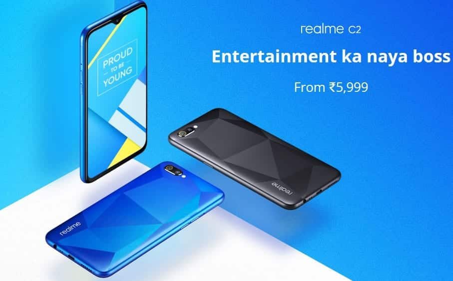 Realme C2 Smartphone